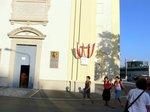 キリスト教連合軍が祈願した教会:クリックすると大きな写真になります