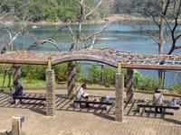 津久井湖;クリックすると大きな写真になります
