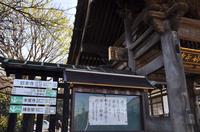 妙本寺総門;クリックすると大きな写真になります