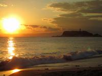 七里ガ浜;クリックすると大きな写真になります