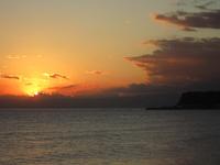 落陽;クリックすると大きな写真になります